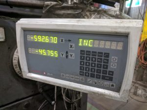 Total Machine Ditron DRO replacement scales to suit most
